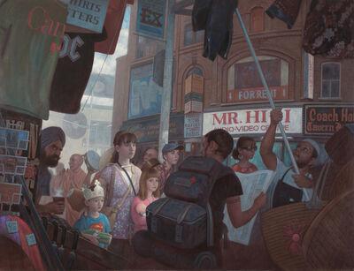 Glenn Priestley, 'Yonge Street'