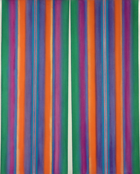 Leon Berkowitz, 'Cathedral 22', 1968
