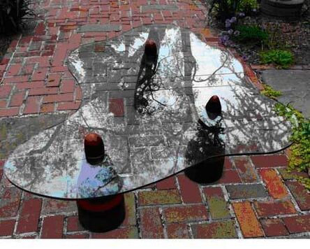 Margery Goldberg, 'Magic Mountains (Table)'