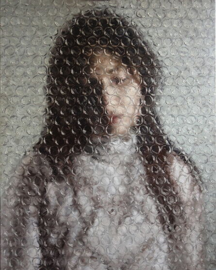 Darian Rodriguez Mederos, 'Portrait of Camilla', 2020