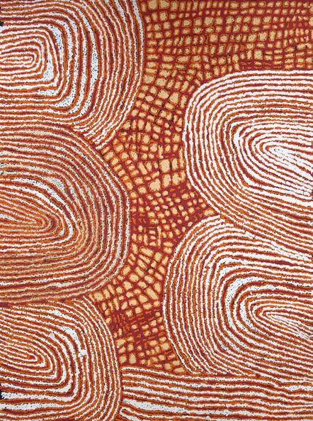 Walangkura Napanangka, 'Marrapinti', 2006
