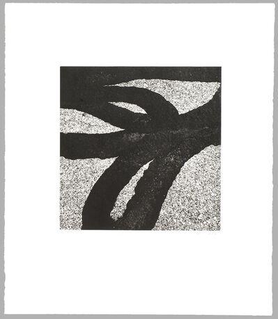 Aaron Siskind, 'Tar Abstracts: Westport 87', 1998