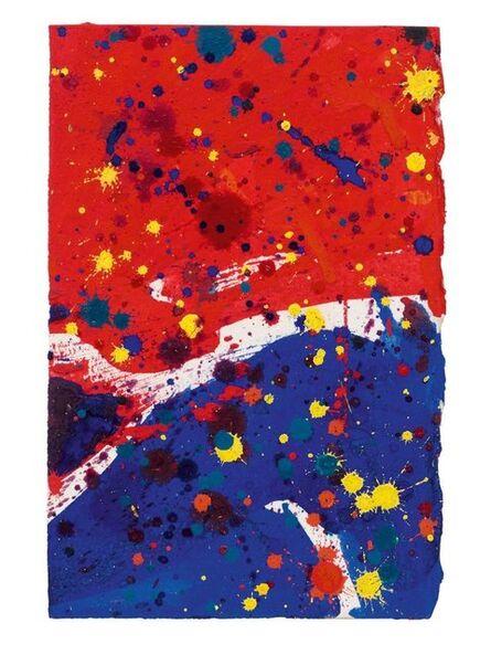 Sam Francis, 'Untitled (SF64-653)', 1962-1964