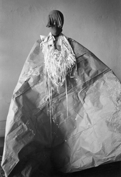Senga Nengudi, 'Study for 'Mesh Mirage'', 1977