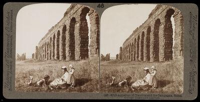 Bert Underwood, 'Aqueduct of Claudius and the Campagna, Rome', 1900