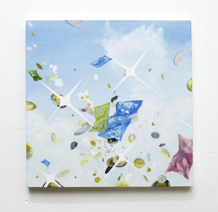 José Eduardo Barajas, 'Lluvia de dinero (4)', 2019