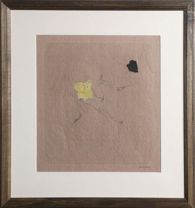 Hans Bellmer, 'V from Les Marionnettes', 1969