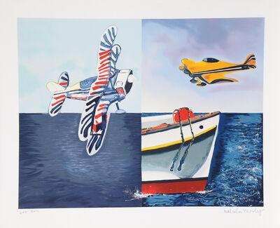 Malcolm Morley, 'Quartet', 2005