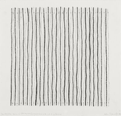 Edda Renouf, 'Constellation Series - 2 (Milky Way)', 1998