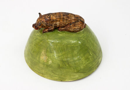 Urara Tsuchiya, 'hog roast', 2018