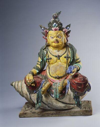 'Yellow Jambhala', 1600, 1699, Yuan Dynasty