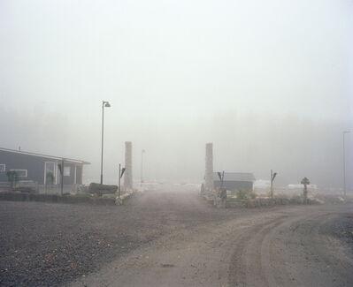 Seza Bali, 'Foggy morning, Sastamala, Finland', 2013