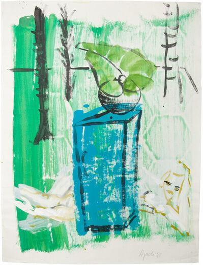 Elvira Bach, 'Eiskalt', 1988
