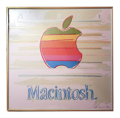 Andy Warhol, 'Apple', 1985