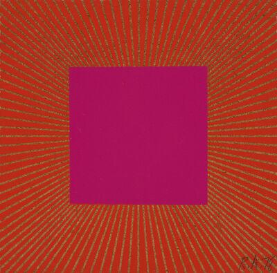 Richard Anuszkiewicz, 'Untitled', 1978