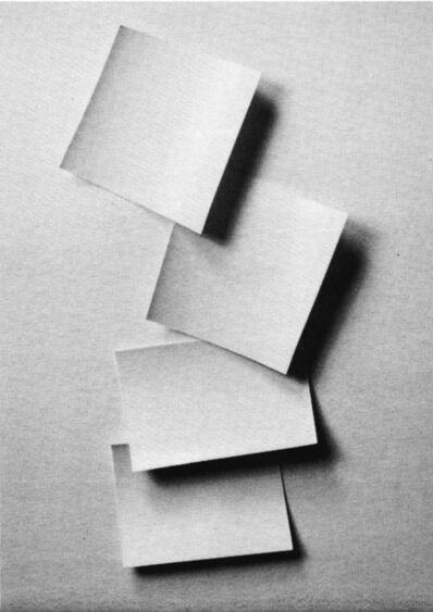 Eline Mugaas, 'white on white', 2017