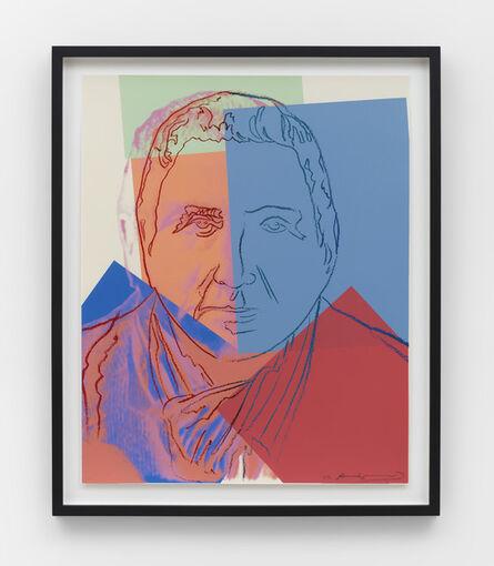 Andy Warhol, 'Gertrude Stein (F&S 227)', 1980