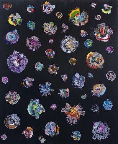 Yuni Lee, 'Galaxies', 2017