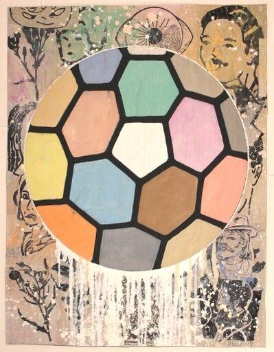 Donald Baechler, 'Ball', 2008