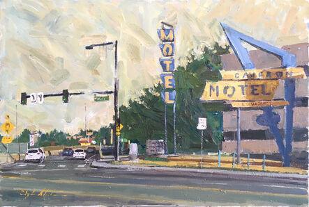 Clyde Steadman, 'Cameron Motel', 2017