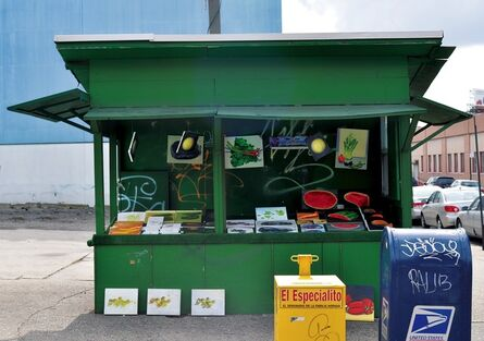 Paul Branca, 'Fruit and Vegetable Stand', 2012