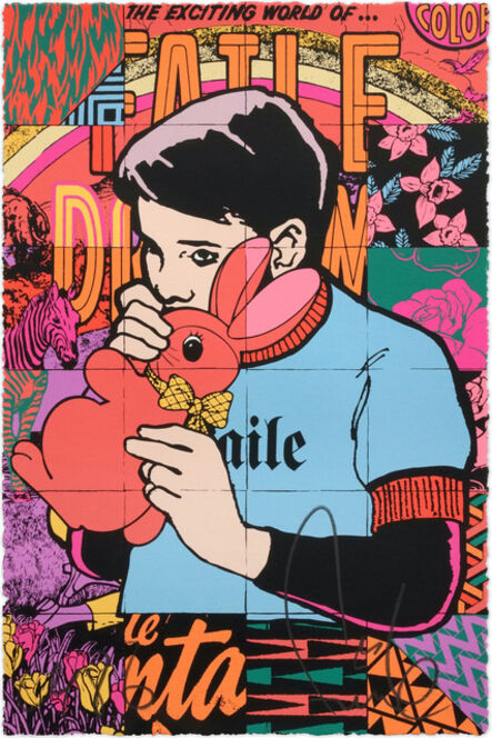 FAILE, 'Bunny Boy Dreams', 2019