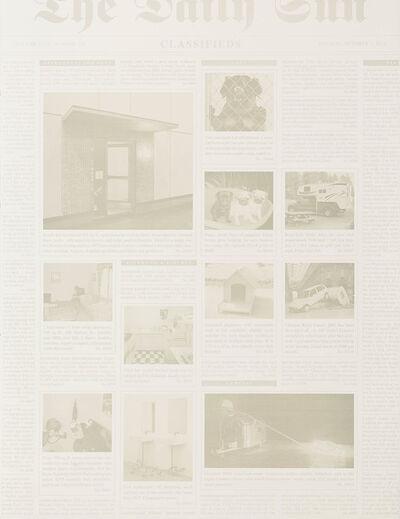 Elmgreen & Dragset, 'Classifieds ', 2014