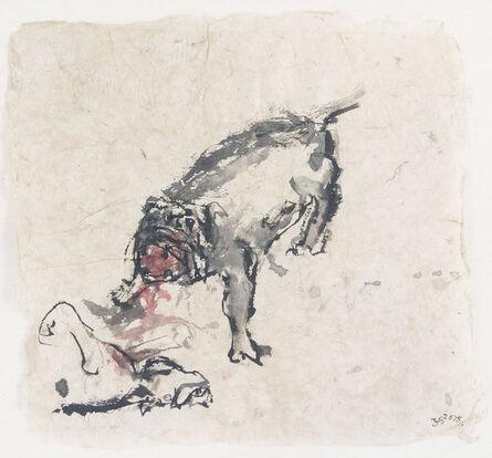 Jørgen Haugen Sørensen, 'That's Why They Call Them Dogs', 2015