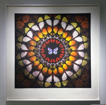 Damien Hirst, 'Chancel (from the Sanctum series)', 2009
