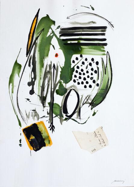 Mimouni El Houssaine, 'Emergence', 2013