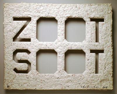 Ed Ruscha, 'Zoot Suit (Dedicated to the memory of Richard Duardo)', 2015