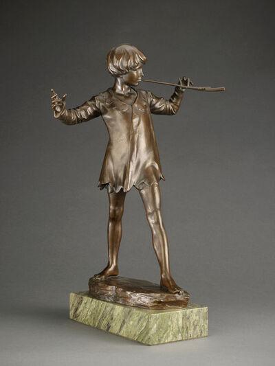 GEORGE FRAMPTON, 'Peter Pan', 1918