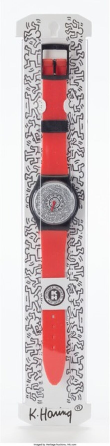 Keith Haring, 'Swatch'