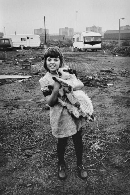 Fran May, 'Leeds Travelers', 1974