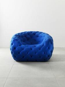 Robert Stadler, 'Royeroid Armchair (Blue)', 2011