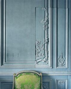 Robert Polidori, 'Boiserie by the brothers Rousseau Boiserie detail, Cabinet intérieur de Madame Victoire, (56 A) CCE.01.054, Corps Central - R.d.C, Château de Versailles, Versailles', 2008