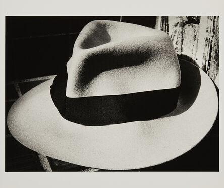 Daido Moriyama, 'Light and Shadow #4 (Hat)', 1982