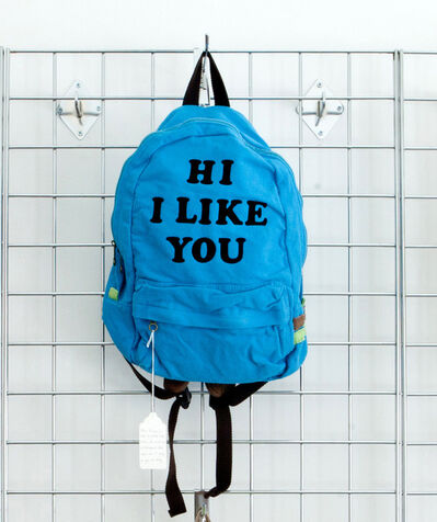 Jennifer Dalton, 'Hi I Like You', 2013