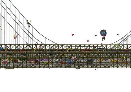 Guillaume Cornet, 'Brooklyn Bridge', 2019