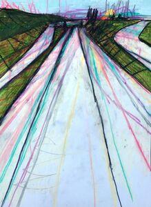 Lee Ranaldo, 'To Paris', 2018