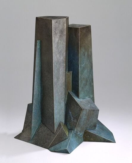 Bruce Beasley, 'Upthrust', 1993