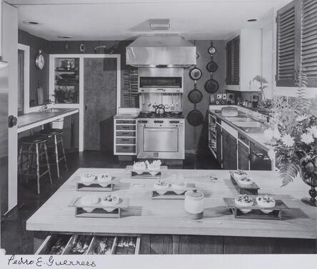 Pedro E. Guerrero, 'Julia Child's Kitchen, Cambridge, MA', 1962