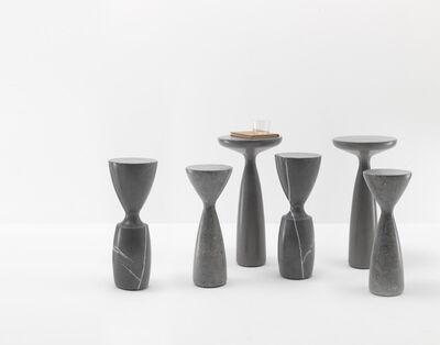 Stine & Enrico GamFratesi, 'Stoneware tables', 2012