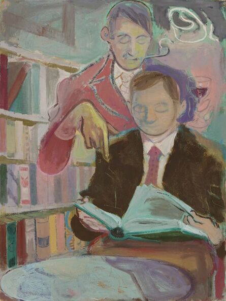Jonathan Lux, 'Dirty Books', 2018