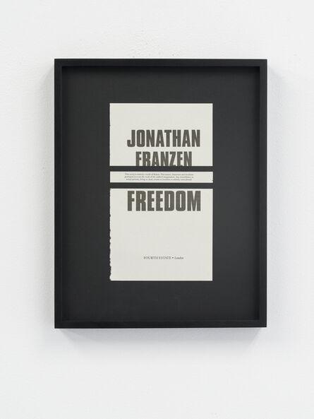 Meriç Algün Ringborg, 'Disclaimers (Jonathan Franzen: Freedom)'