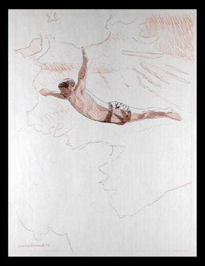 Duncan Hannah, 'Swan Diver', 1996