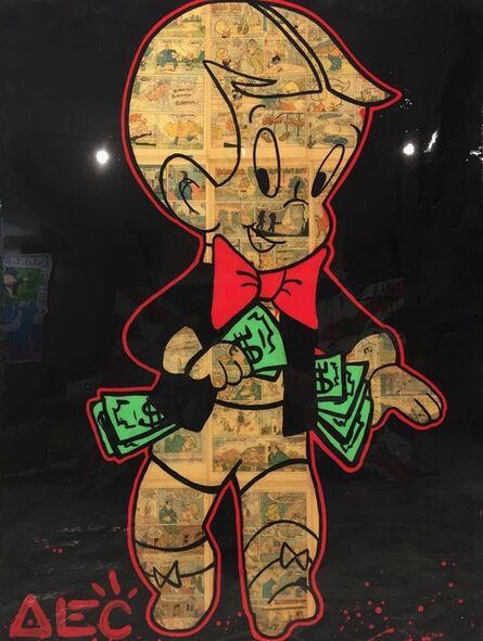 Alec Monopoly, 'Transparent Richie', 2017