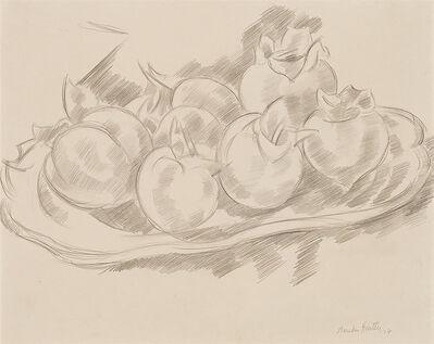 Marsden Hartley, 'Still Life, Pomegranates,', 1927