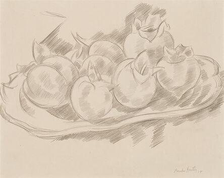 Marsden Hartley, 'Still Life, Pomegranates', 1927