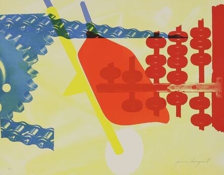 James Rosenquist, 'Whipped Butter For Eugen Ruchin (From 11 Pop Artists II) (G.11)', 1965